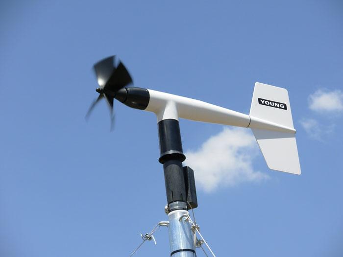 Modelo 05103 rm young us de alta performance detalle for Sensor de viento